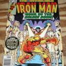Iron Man #107 very fine/near mint 9.0 8.0