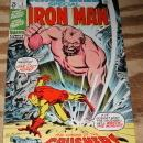 Iron Man King-size Special #2 comic book very fine/near mint 9.0
