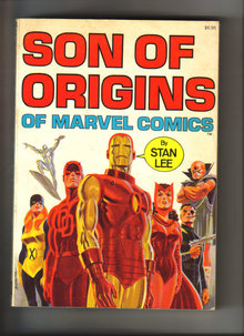 Son of Origins of Marvel Comics Fireside book