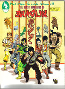 Beast Warriors of Shaolin graphic novel