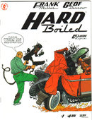Hard Boiled #1 comic book by Frank Miller near mint 9.4