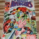 The Avengers #66  good/very good 3.0
