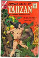 Jungle Tales of Tarzan vol 2 #2 comic book very good 4.0
