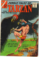 Jungle Tales of Tarzan vol 2 #3 comic book very good 4.0