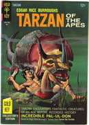Tarzan of the Apes #167 comic book fine/very fine 7.0