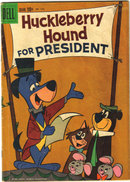 Huckleberry Hound #1141  comic book very good 4.0