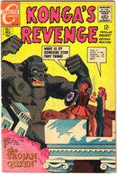 Konga's Revenge #1  comic book fine plus 6.5very good 4.0