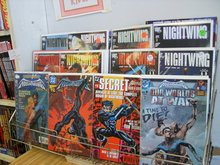 Nightwing comic book assortment of 20 different issues