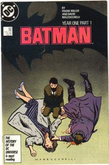 Batman #404 comic book very fine 8.0