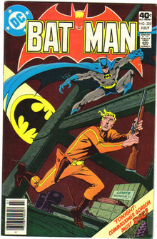 Batman #325 comic book very fine 8.0