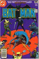 Batman #297 comic book very fine 8.0