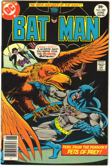 Batman #288 comic book very fine/near mint 9.0