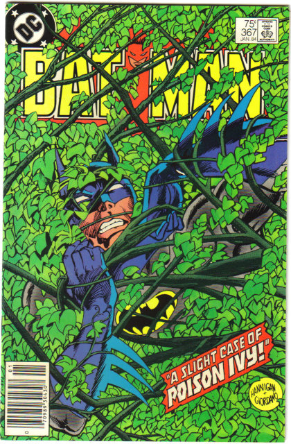 Batman #367 comic book near mint 9.4