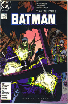 Batman #406 comic book near mint 9.4