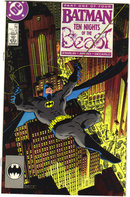 Batman #417 comic book near mint 9.4