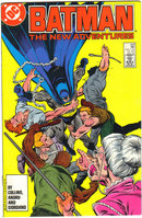 Batman #409 comic book near mint 9.4