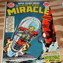 Mister Miracle #12 comic book very fine 8.0