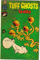 Tuff Ghosts #24 comic book very good 4.0