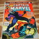 Captain Marvel #34 near mint 9.4