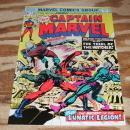 Captain Marvel #38 comic book near mint plus 9.6