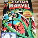 Captain Marvel #40 very fine/near mint 9.0