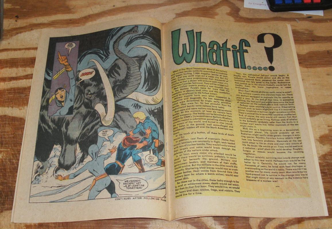 Doomsday + 1 #1 comic book very fine/near mint 9.0