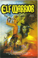 Elf Warrior #4 comic book