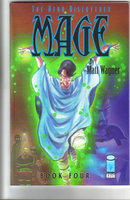 The Hero Discovered Mage by Matt Wagner Book 4