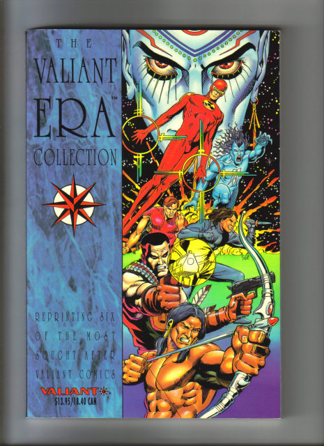 The Valiant Era Collection  graphic novel near mint 9.4