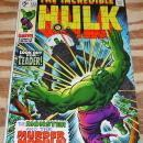 Incredible Hulk #123 comic vf /nm 9.0