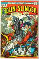 Gun-Slinger #2 comic book fine/very fine 7.0