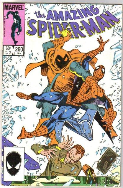 Amazing Spider-man #260 comic book mint 9.8