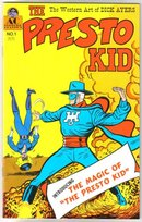 The Presto Kid #1 with Durango Kid comic book mint 9.8
