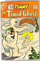 Timmy the Timid Ghost #10 comic book very good 4.0