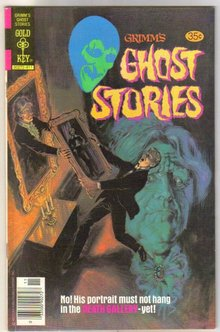 Grimm's Ghost Stories #48 comic book fine/very fine 7.0