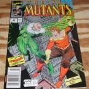 New Mutants #86 near mint 9.4