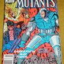 New Mutants #91 near mint 9.4