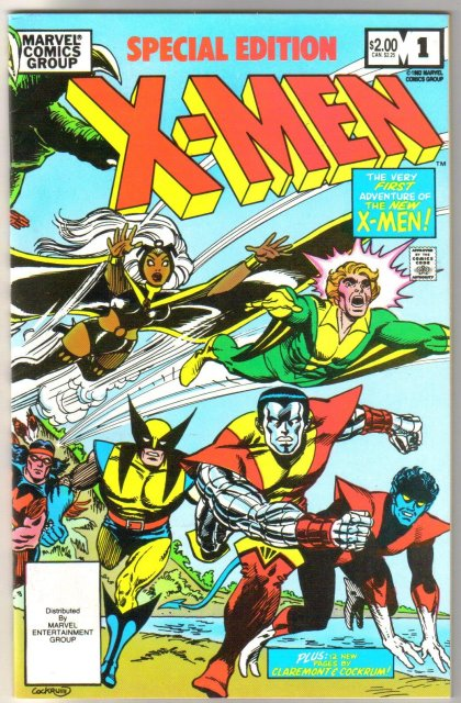 Special Edition X-Men #1  comic book near mint 9.4
