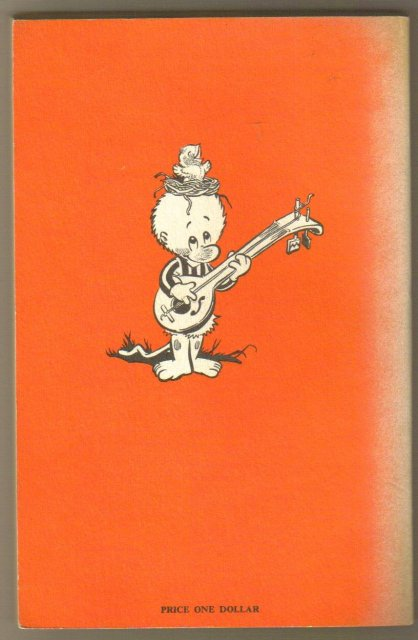 The Incompleat Pogo 1954 by Walt Kelly paperback