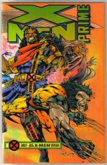 X-Men Prime #1 comic book mint 9.8