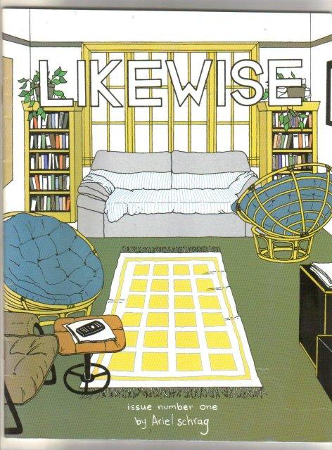 Likewise volume 1  graphic novel near mint 9.4