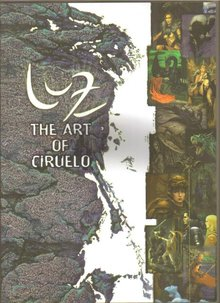 The Art of Ciruelo art book brand new
