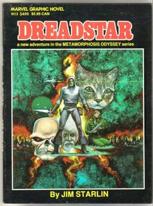 Dreadstar Graphic Novel brand new