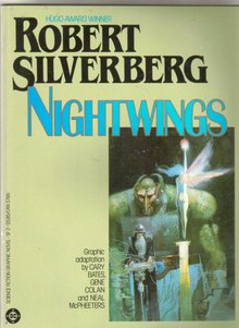Robert Silverberg's Nightwings brand new mint graphic novel