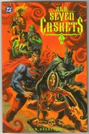 JLA Seven Caskets brand new mint graphic novel