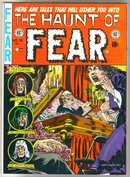 EC Classics #9 Haunt of Fear mint graphic novel