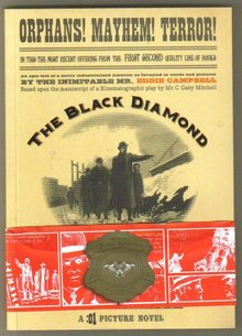 The Black Diamond Detective Agency brand new mint graphic novel
