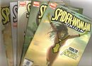 Spider-Woman Origin  complete set of 5 comic books all mint