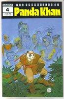 The Chronicles of Panda Khan complete set of 4 comic books all near mint
