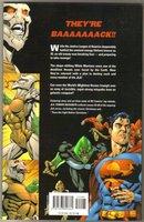 JLA Terror Incognita trade paperback mint